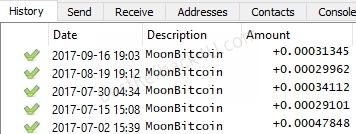 MoonBitcoin důkaz výplaty