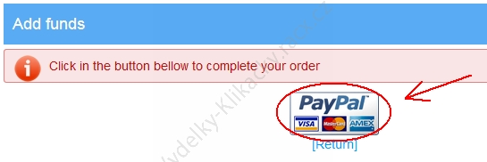 clickyclix paypal