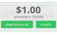 Paidverts dolarové reklamy