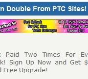 PTC/GPT/TE systémy (klikačky) - výdělek na internetu